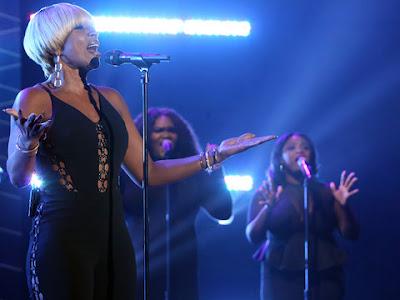 Mary J. Blige Live on Ellen
