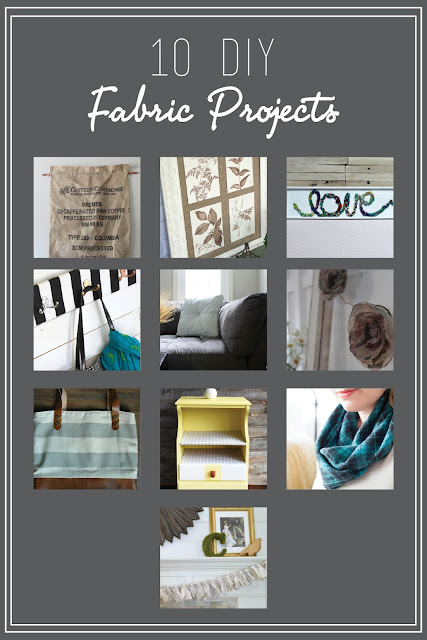 10 DIY Fabric Projects