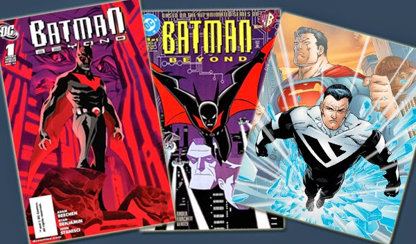 Cómics Batman Beyond