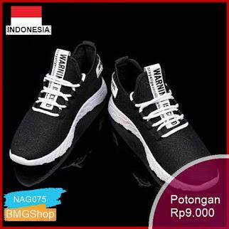 NAG075 Sp601 Sepatu Pria Kasual Sneakers Import Murah Bmgshop