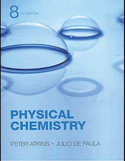 Physical Chemistry by Peter Atkins & Julio de Paula 8th Edition
