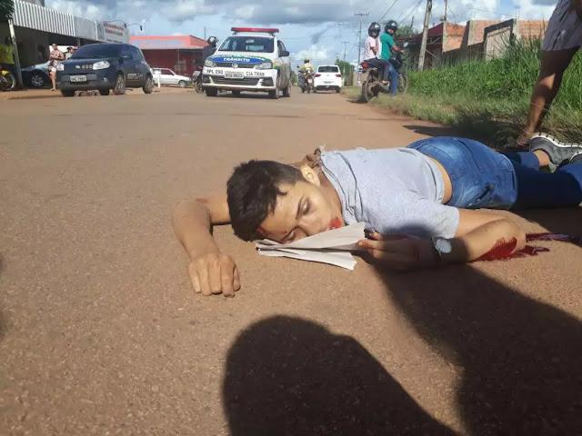Ao tentar assaltar, adolescente acaba morto executado a tiros em Porto Velho