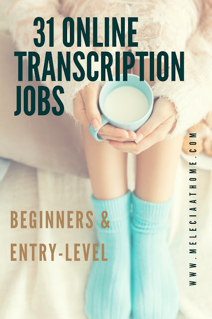 31 Online Transcribing Jobs For Beginners No Experience