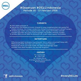 Lomba Foto Kasih Sayang Bersama Orang Terdekat Berhadiah Laptop, Mouse, Powerbank