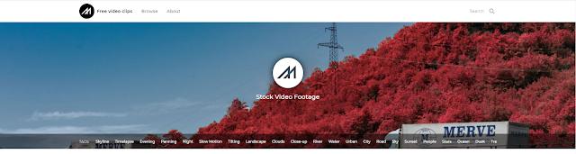 10+ Website Penyedia Video Footage Bebas Hak Cipta 11
