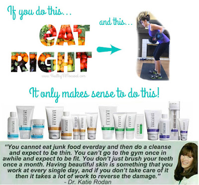 Rodan + Fields, Julie Little, Anti-aging Skin Care, Eat Right