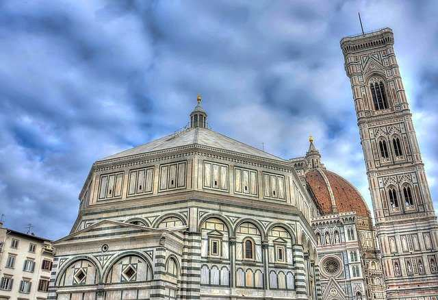 The Top 5 Beautiful Places in Italy, Italy, Florence, Michelangelo's David, Botticelli's Birth of Venus, capital of Tuscany region