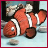 Nemo amigurumi