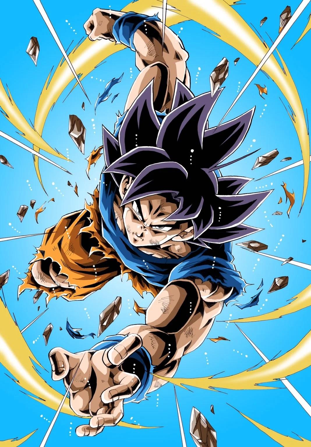 Novas informações sobre o filme Dragon Ball Super: Super Hero serão reveladas em Outubro