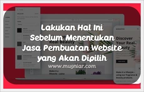 jasa pembuatan website terpercaya