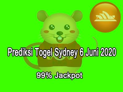 Prediksi Togel Sydney 6 Juni 2020