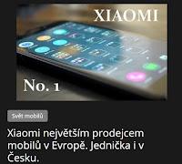 Xiaomi největším prodejcem mobilů v Evropě. Jednička i v Česku. - AzaNoviny