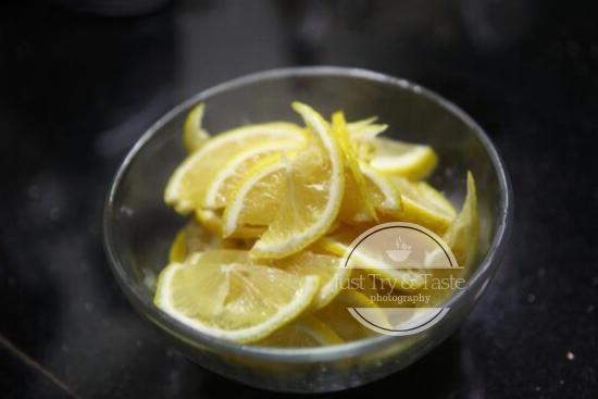 Resep Lemon Madu Jahe JTT