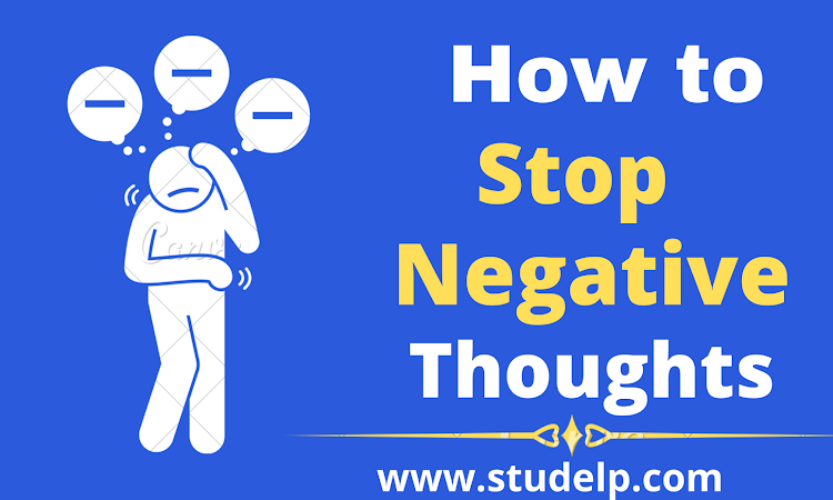 5 effective and proven ways to stop your negative thinking