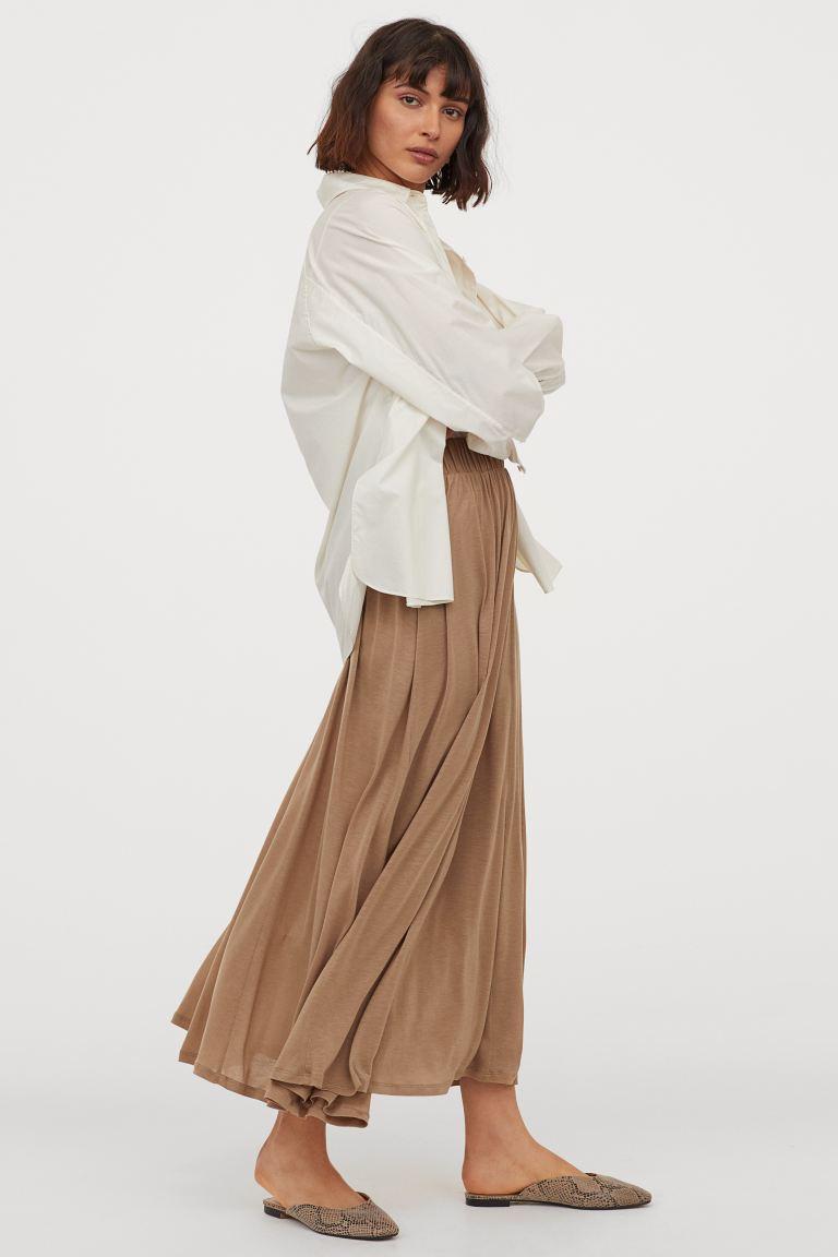 H&M Lyocell skirt