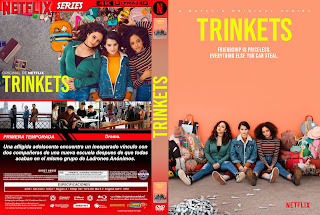 TRINKETS – 2019 [COVER – DVD – SERIES]