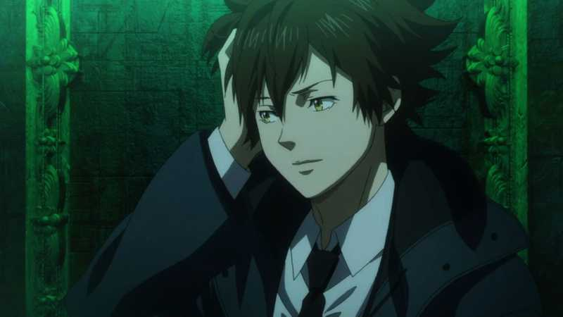 Psycho-Pass, Anime mirip Death Note