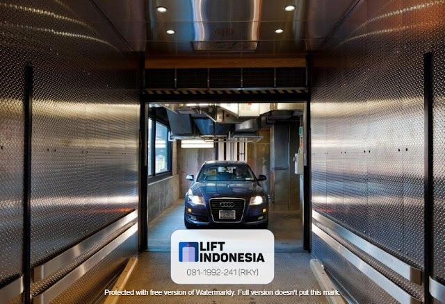 harga lift mobil Surabaya