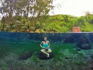 Gaya foto underwater