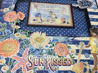 Sun Kissed Window Album Clare Charvill Graphic 45