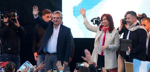 Peronista Alberto Fernández vence Macri com folga nas eleições primárias argentinas