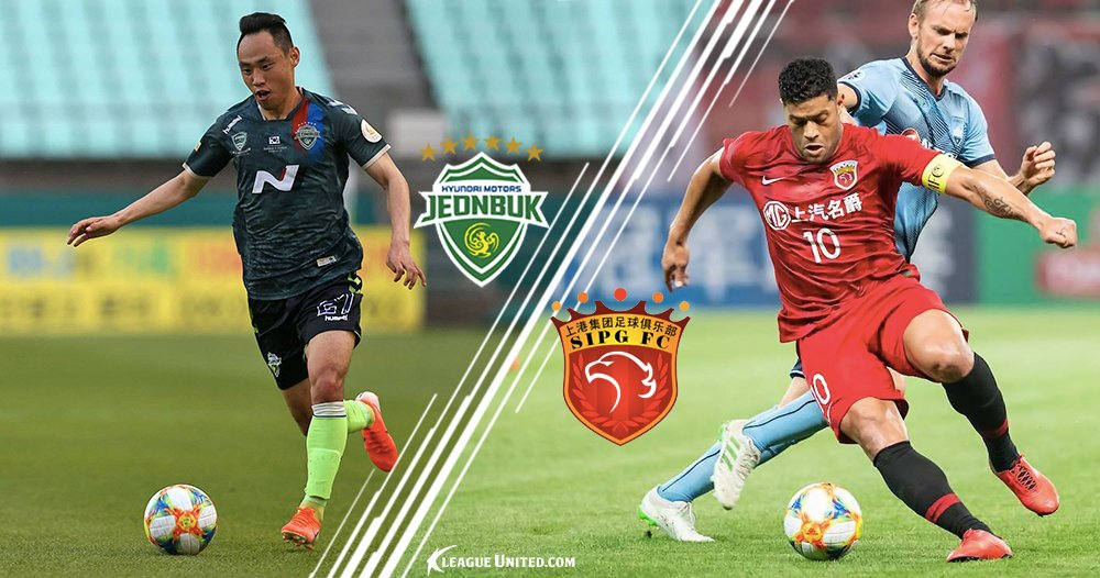 AFC Champions League Preview: Jeonbuk Hyundai Motors vs Shanghai SIPG