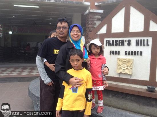 Tips percutian bersama seluruh keluarga