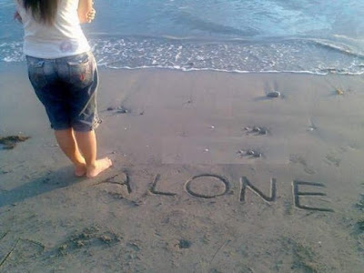 I Am Alone Messages For Facebook