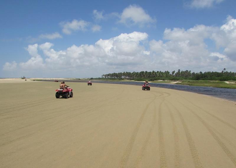 Praia de Punaú RN