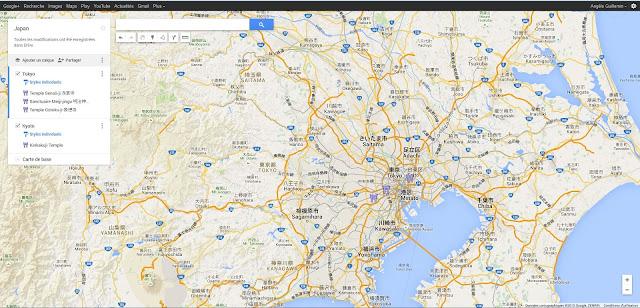 Marqueur personnalisé Google Maps