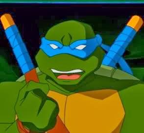 Just Write It!: Teenage Mutant Ninja Turtles: Characters ...