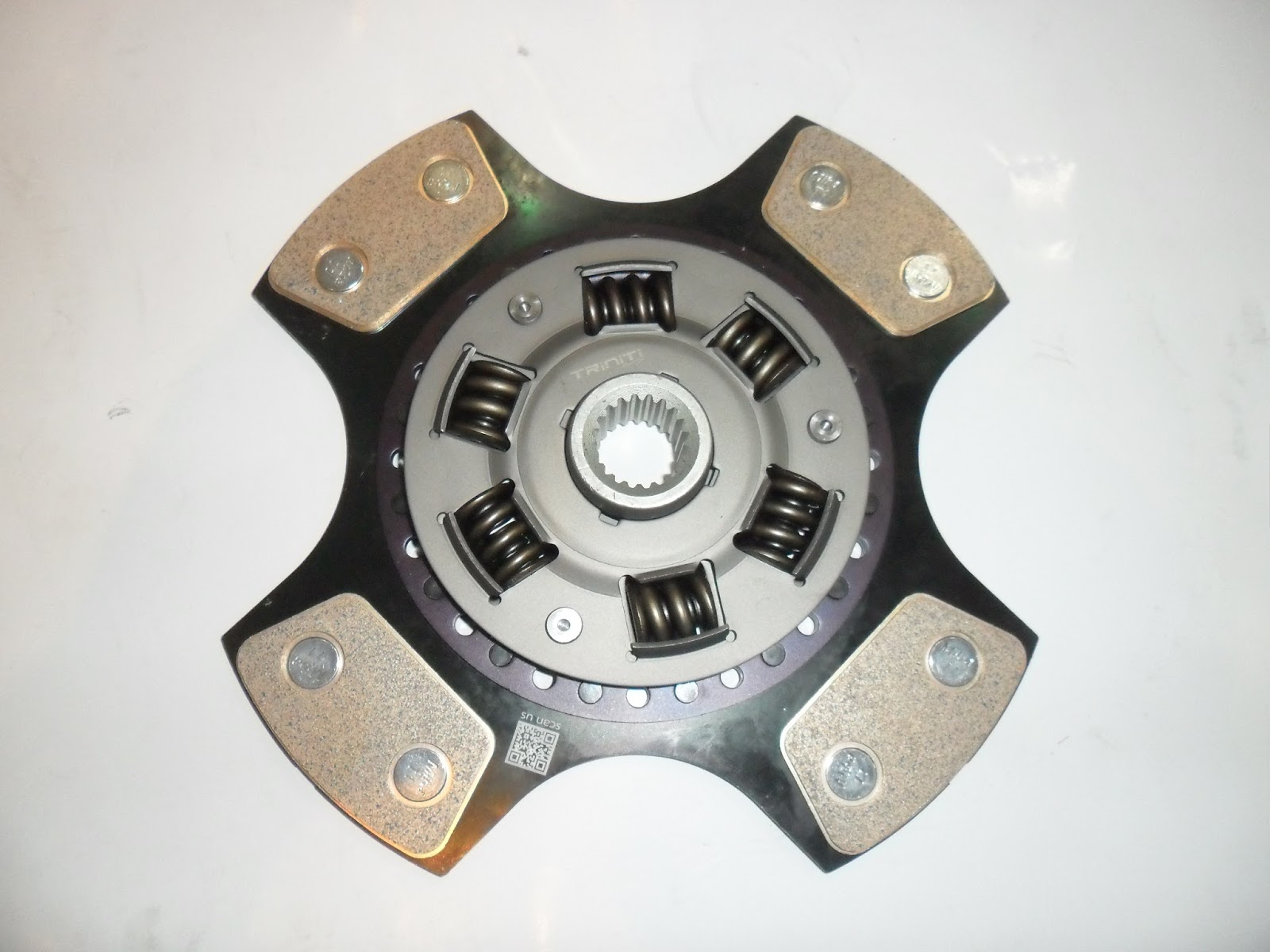 Topsound Performance  Triniti Racing Clutch 4g93 8 5 U0026quot