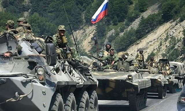 Ρωσικά στρατεύματα στα σύνορα Αρμενίας - Aπάντηση σε Ερντογάν για τις συμφωνίες με τους Αζέρους...