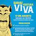 Lapa: Sarau Cultura Viva no Teatro Municipal.