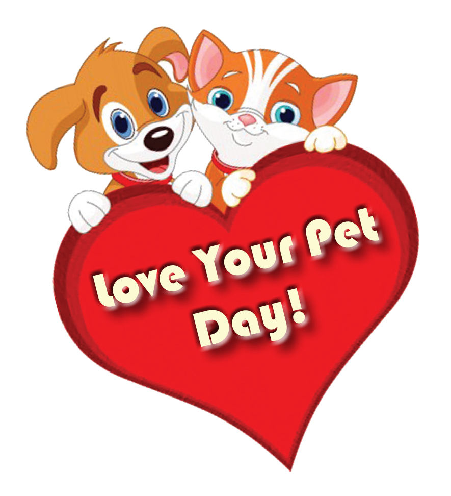 moments of introspection happy national love your pet day