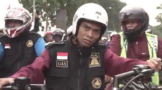 Soal Menag Mau Larang Cadar, Ustaz Abdul Somad Beri Komentar Lucu