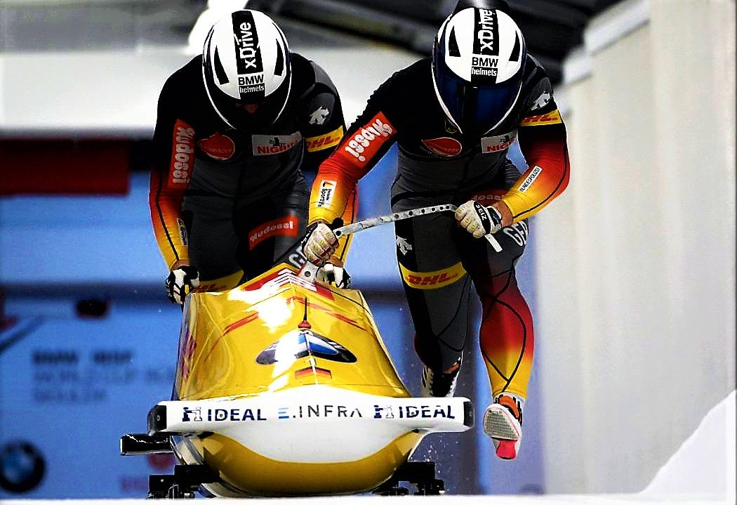 Francesco Friedrich, BMW IBSF Bob & Skeleton World Championships 2020.