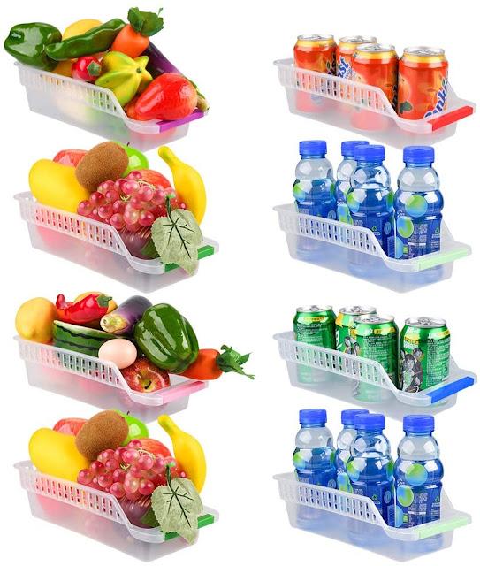 cestino per frigorifero