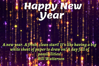 Happy New Year 2020 Famous Quotes Free Download