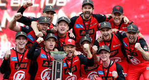 BBL 2019-20 REN vs THU 3rd T20I Match
