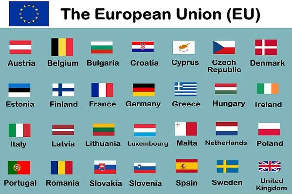 Các nước trong EU được phép xin mã số REX