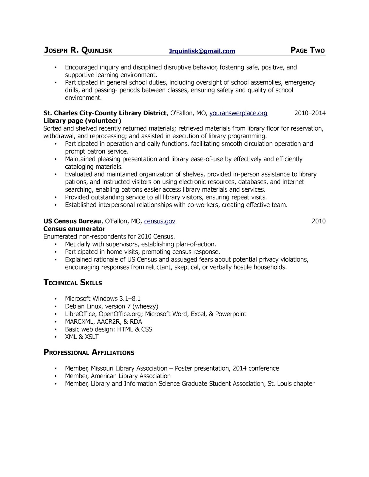 library page resume 2019 library page resume no experience