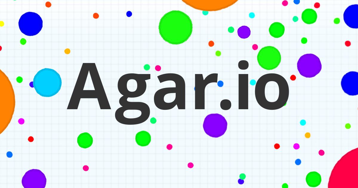 Best Browser Games: Agar.io