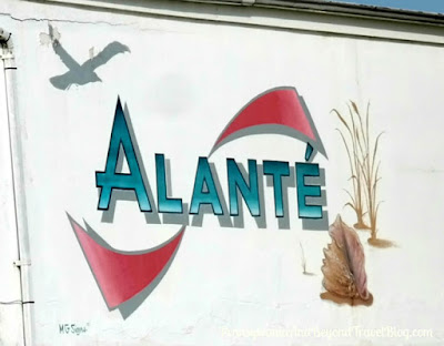 Alante Beach Theme Wall Mural in Wildwood, New Jersey