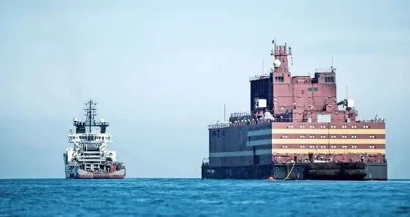 Una planta nuclear flotante la apuesta de Putin para consolidarse en el Ártico