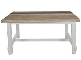 mesa comedor rustica decape