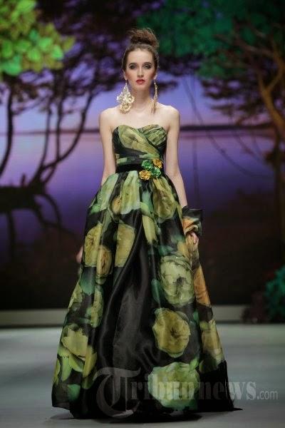 Model Gaun Pesta Ratu Alaidrous Modern Terpopuler