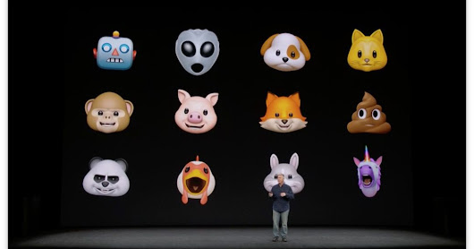 Apple Animoji Gallery | where to find animoji | how to use Apple's Animoji