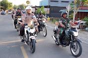 Polres Wajo Melaksanakan Gelar Apel Pasukan Dalam Rangka Pengamanan Pelantikan Presiden dan Wakil Presiden RI