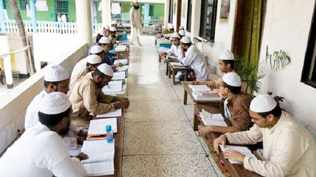 All madrassas across the country were ordered to remain closed until further notice